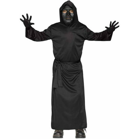 Faceless Ghoul Child Halloween Costume