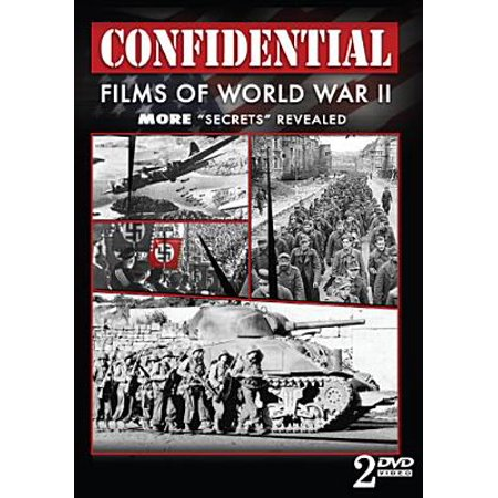 Confidential Films of WWII - Halloween Film Documentary