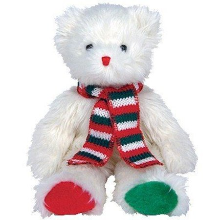 Ty Beanie Babies Muffler - Bear (Ty Store Exclusive) (Snuggle Bear Store)