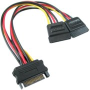 15-pin Sata Power Extension, 16in