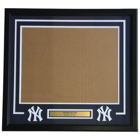 Derek Jeter New York Yankees 3000th Hit 16x20 Horizontal Photo Frame