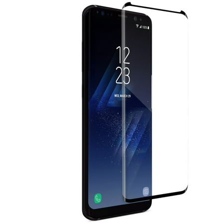 Naztech Samsung Galaxy S9 Plus Premium HD Tempered Glass Screen Protector - 14565 - image 1 of 1