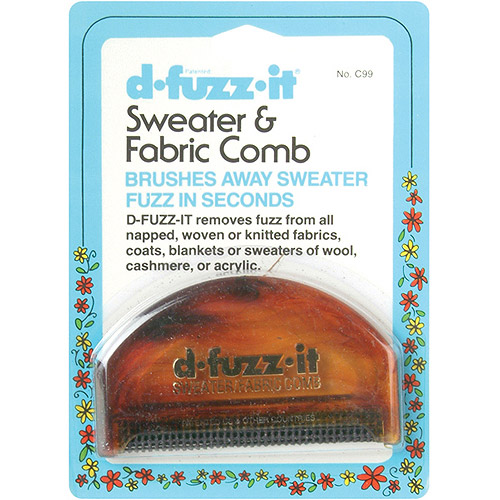 Dritz D-Fuzz-It Fabric Comb