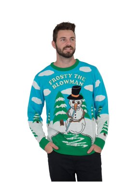 7499ebd977f5 Product Image Frosty the Blowman Snowman Ugly Christmas Sweater