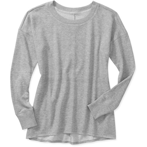 Faded Glory Women's French Terry Sweatshirt