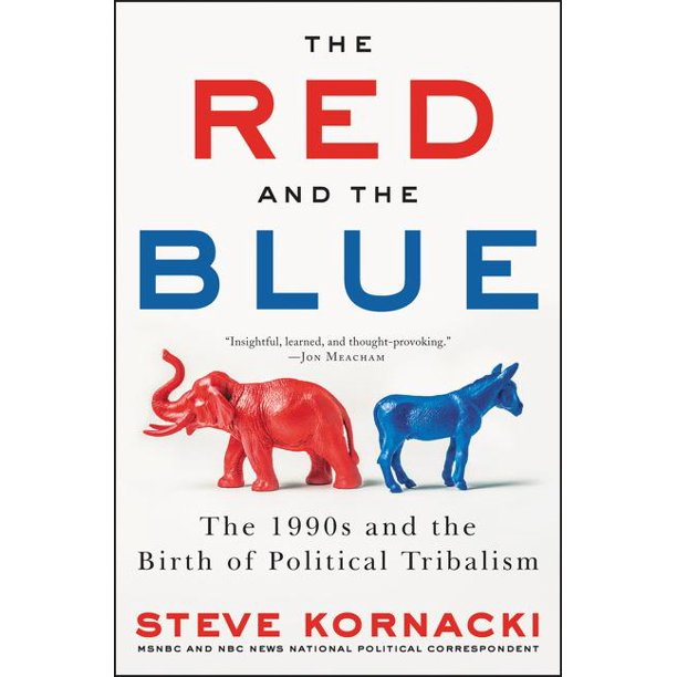 The Red and the Blue (Hardcover)