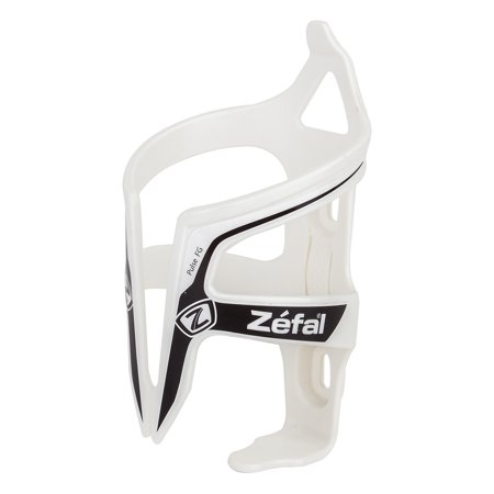 Zefal Bottle Cage Fiberglass White