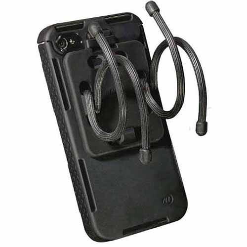 NITAJ CNTMM-08 Connect Mobile Mount  -  Mount  -  Retail Packaging - Black