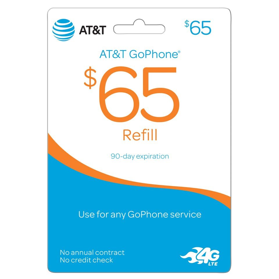 At&t gophone refill coupon codes