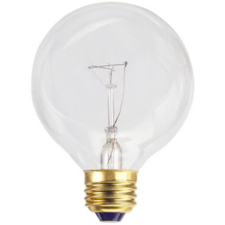 - Globe Electric 70877 40-Watt Vanity Globe Light Bulb