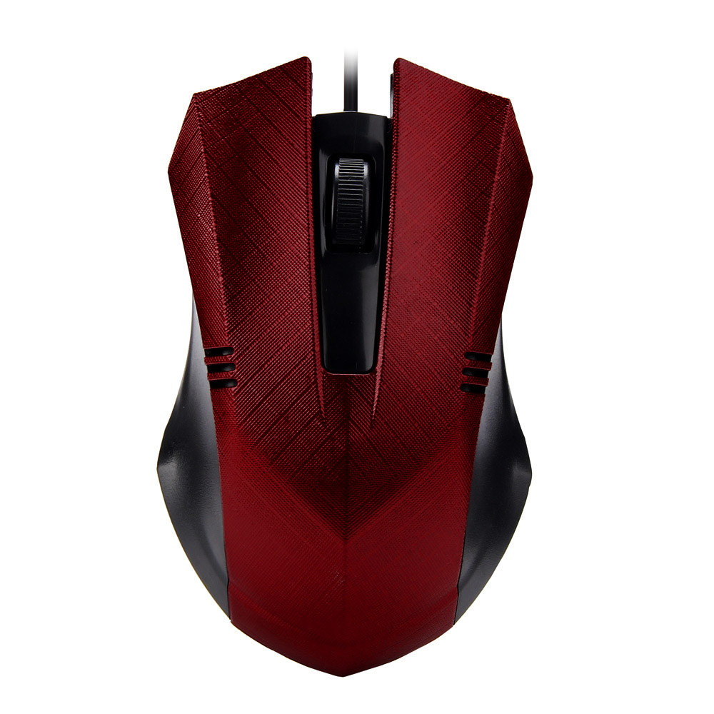 Outtop For PC Laptop 1200 DPI USB Wired Optical Gaming Mice Mouses