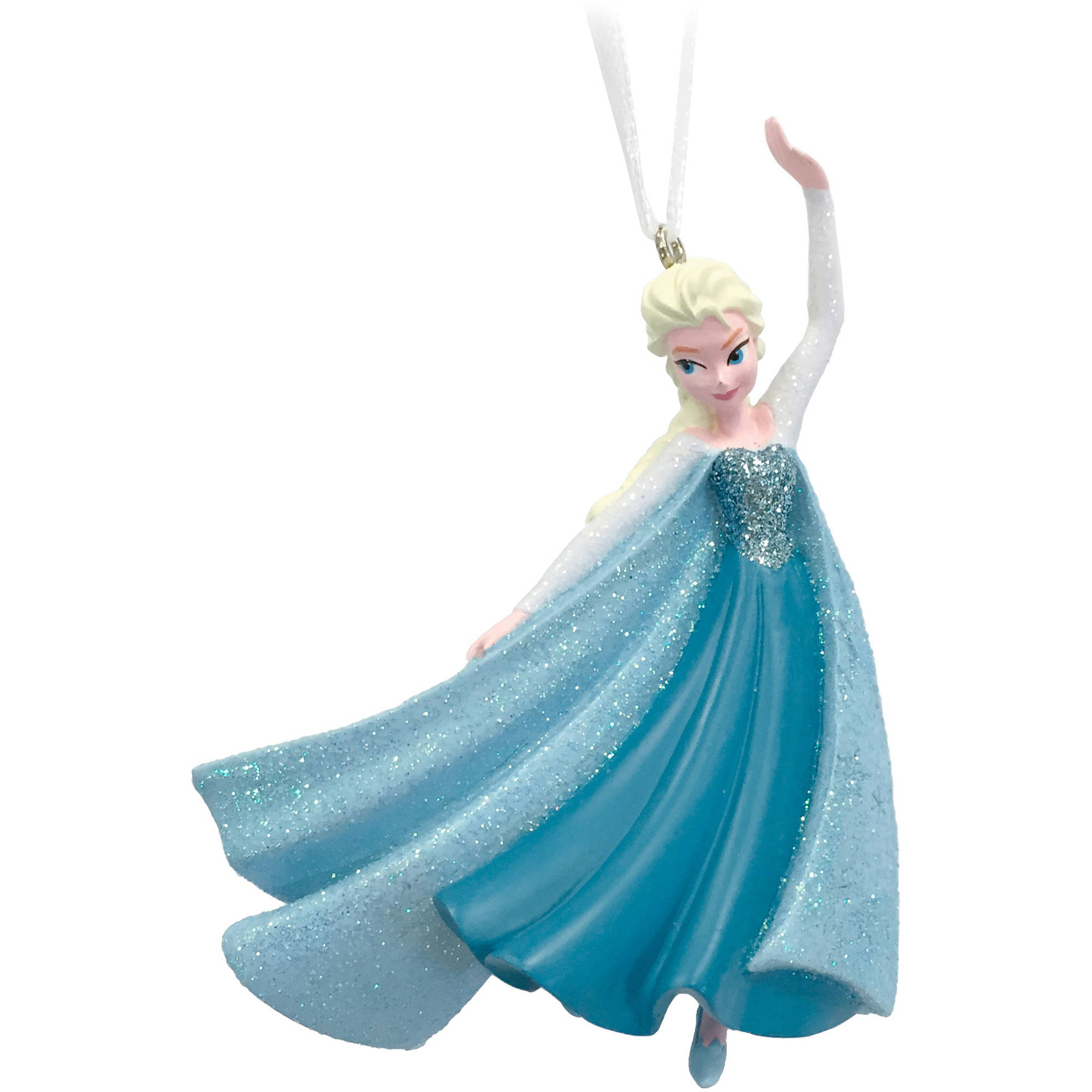hallmark disney frozen skating elsa resin ornament walmartcom