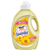 Suavitel Morning Sun Fabric Conditioner, 92 Small loads, 135 fl oz