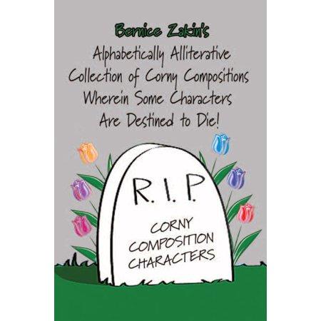 Alphabetically Alliterative Collection of Corny Compositions - eBook