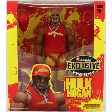 2wwe action figures hulk hogan
