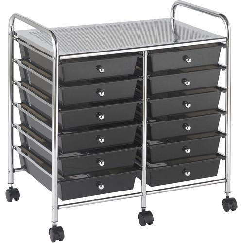 12-Drawer Mobile Organizer