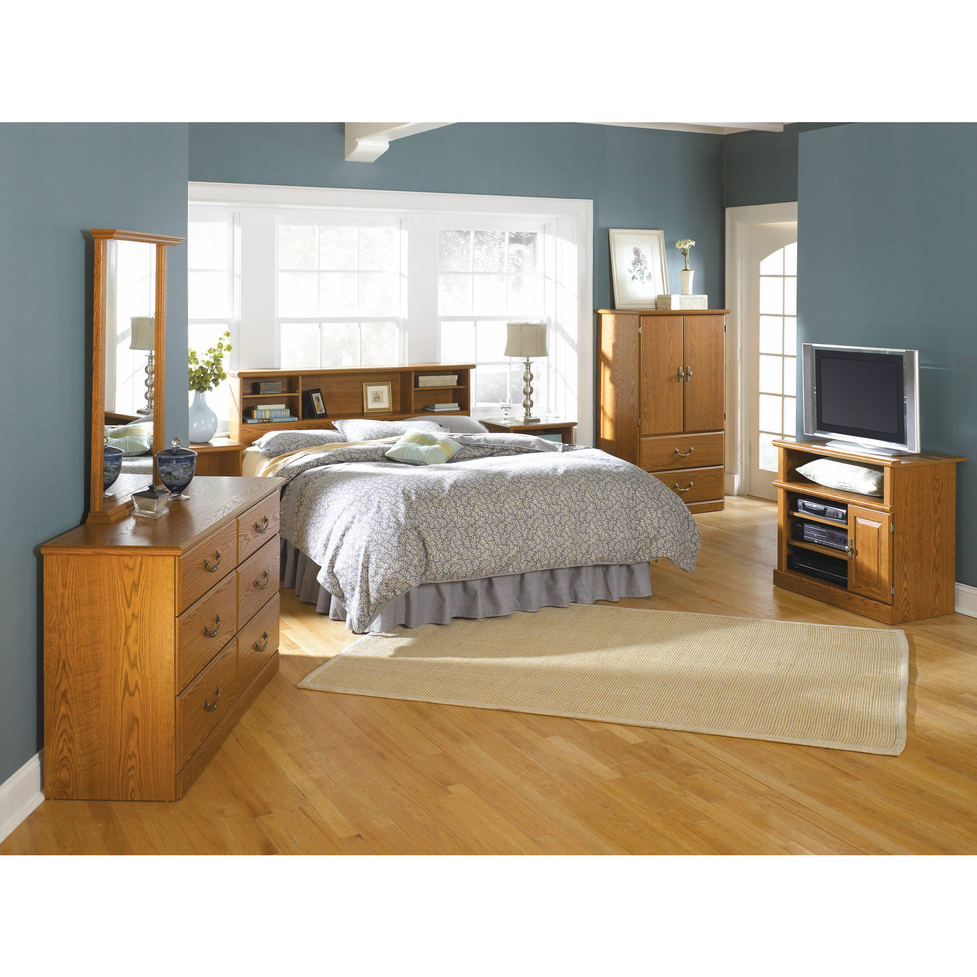 Sauder Orchard Hills Bedroom Furniture Collection