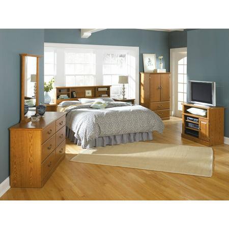 Sauder Orchard Hills Bedroom Furniture Collection - Walmart.com