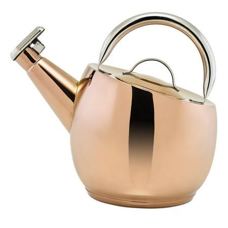 DuraCopper® Ganymeade Tea Kettle, 2.75 Qt. /2.6