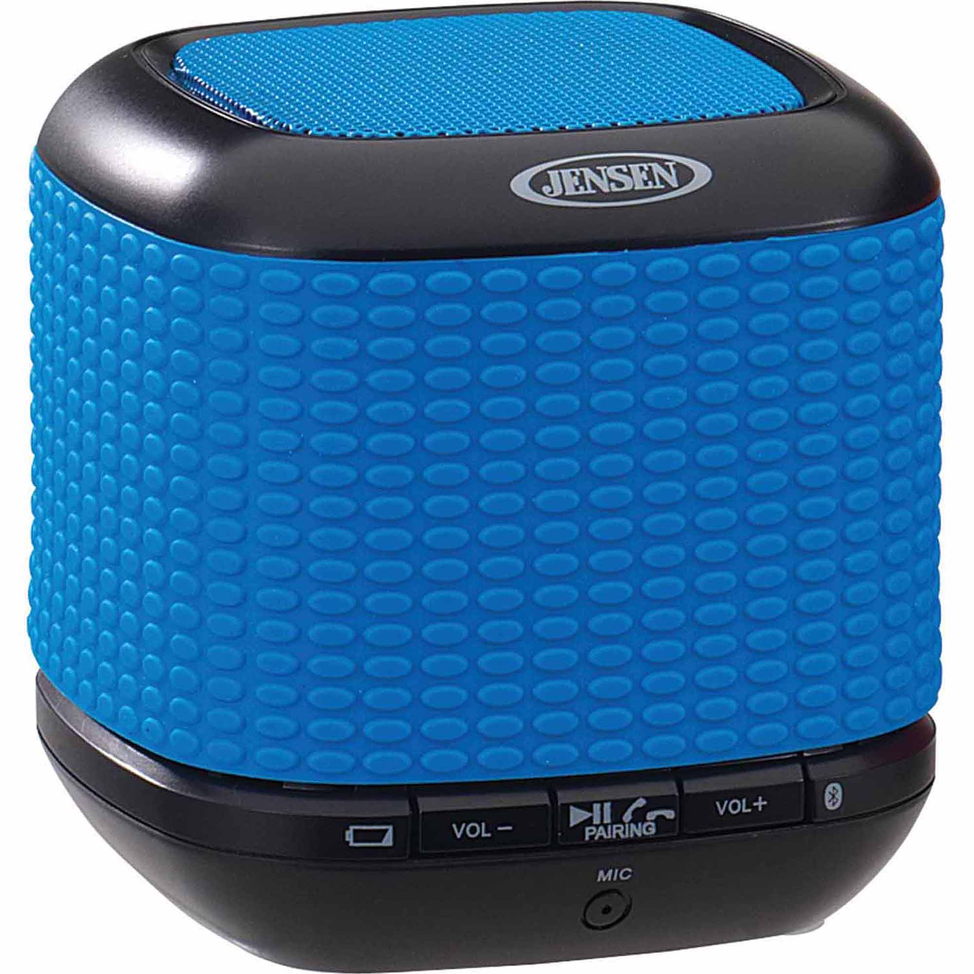 JENSEN SMPS-621-BL Portable Bluetooth(R) Speaker (Blue)