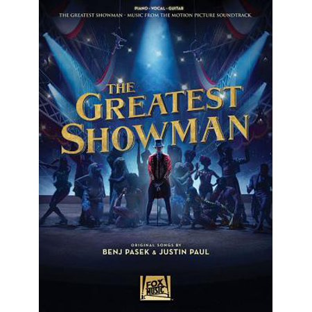 The Greatest Showman (Sheet Music)