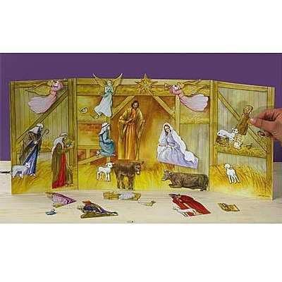 Calendar-Nativity Christmas Countdown Calendar
