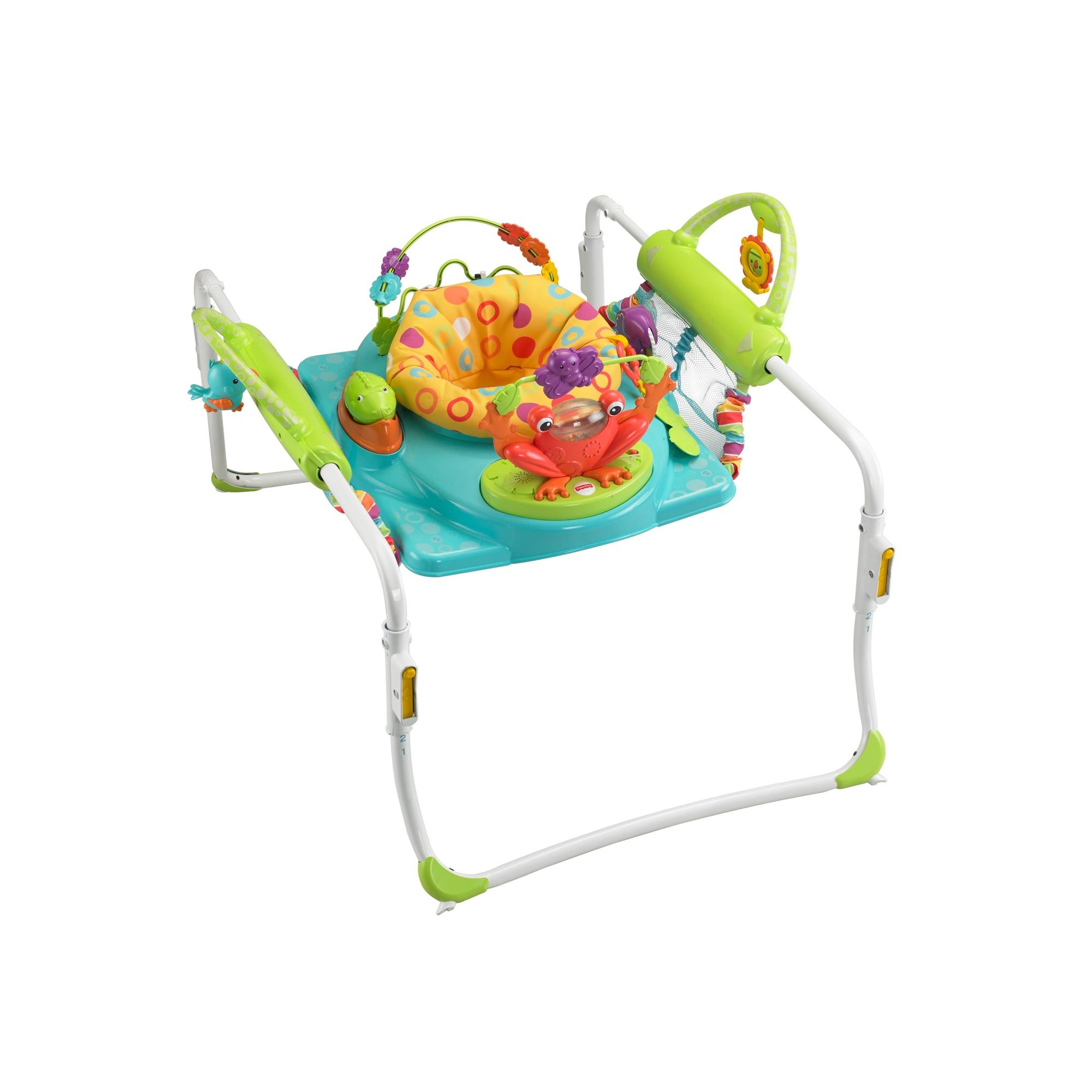 Fisher Price First Steps Jumperoo Walmart Com