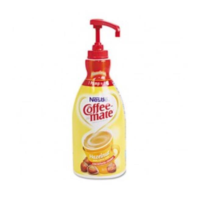 1.5 L. Liquid Coffee Creamer - Hazelnut, 2 Per Box