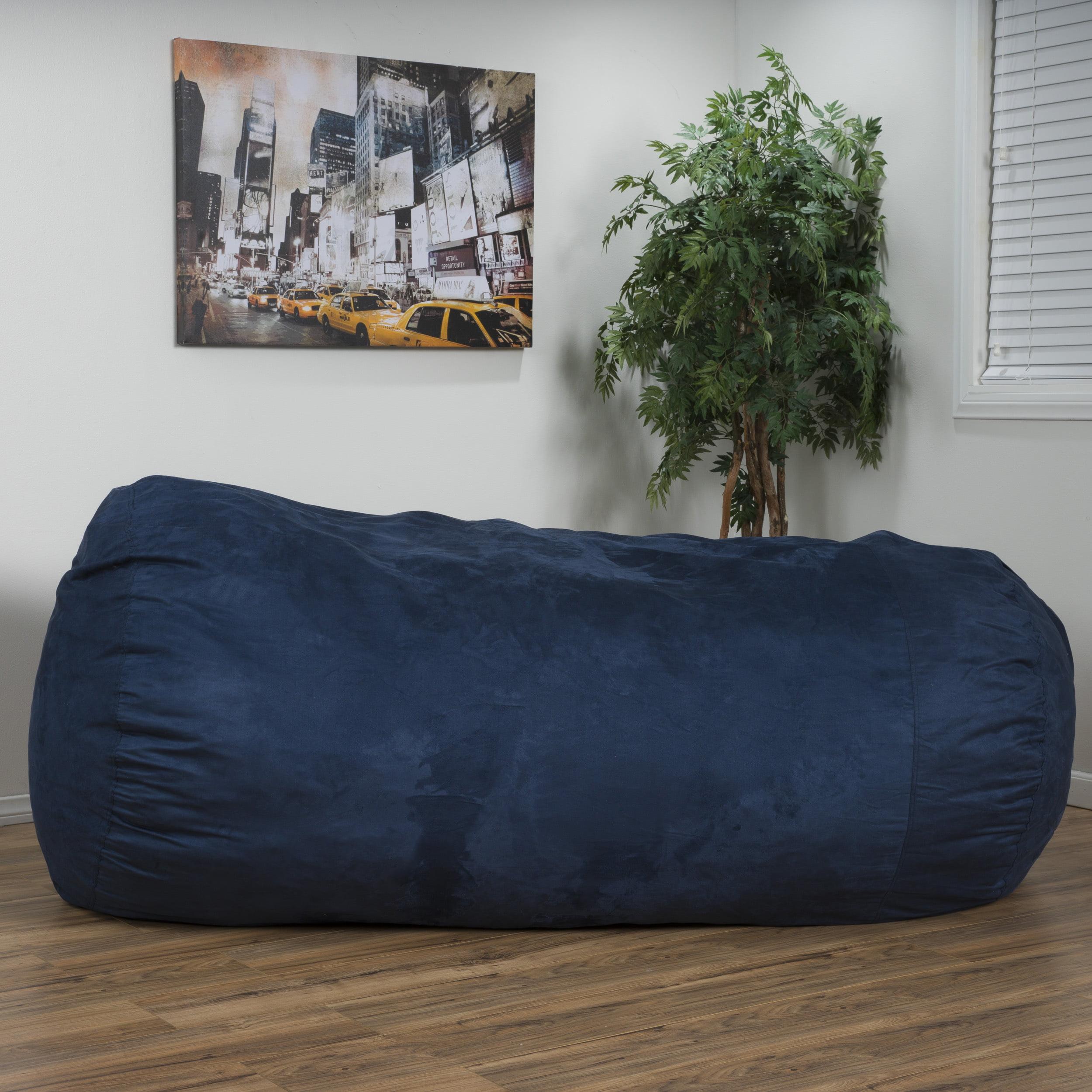 Home Loft Concepts Larson Beanbag Sofa by GDF Studio