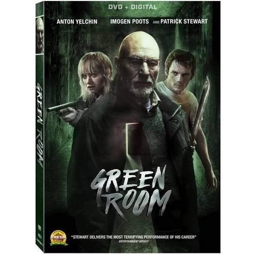 Green Room (DVD + Digital Copy)