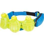 Fuelbelt Revenge R30 3-Bottle Hydration Belt: Brazilian One Size