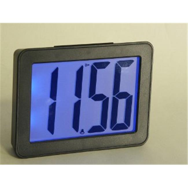 2.5'' Number LCD Alarm Clock