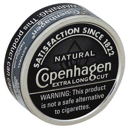 Copenhagen Natural Long Cut Review