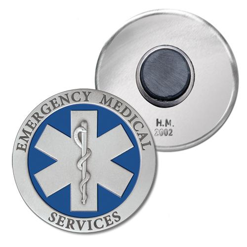 Emergency Medical Magnet