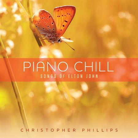 Piano Chill: Songs of Elton John (CD)](Halloween Songs For Piano)