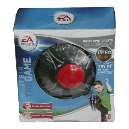 EA Sports Sweet Spot Soccer Ball Kick & Hear The Crowd Roar