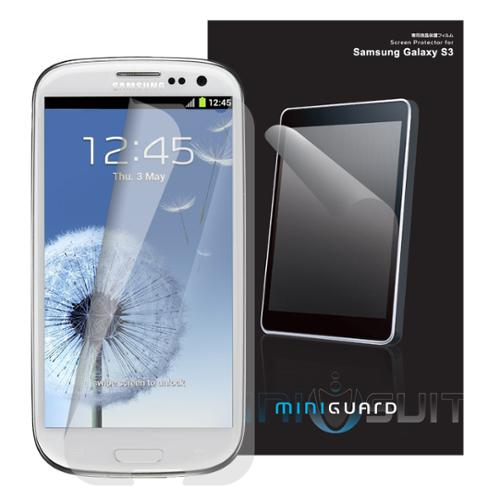3x Pack Screen Protectors for Samsung Galaxy S3 III i9300 (Matte Anti-Glare)