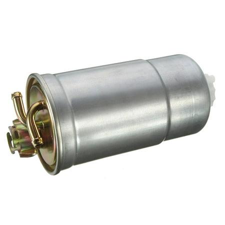 Car Auto Vehicle Aluminum Fuel Oil Filter Replacement For Vw Beetle Golf Jetta airintake Passat Alh Bhw Tdi 1.9l 2.0l (Tdi Transmission Filter Kit)