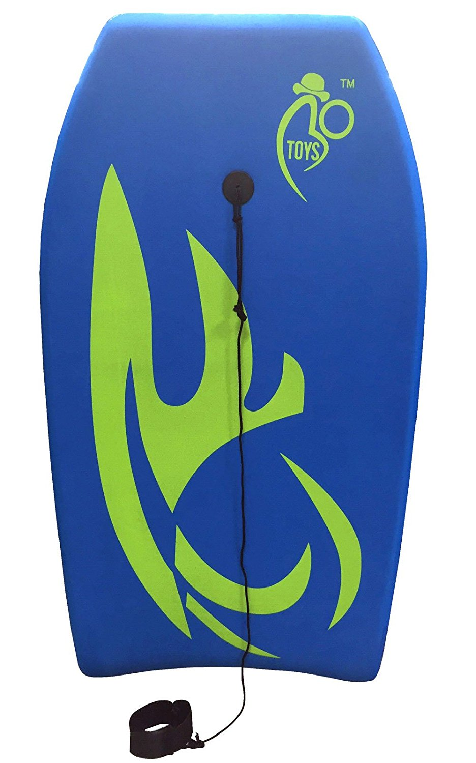 Bo-Toys Body Board Lightweight with EPS Core ( Blue, 41 inch ) by