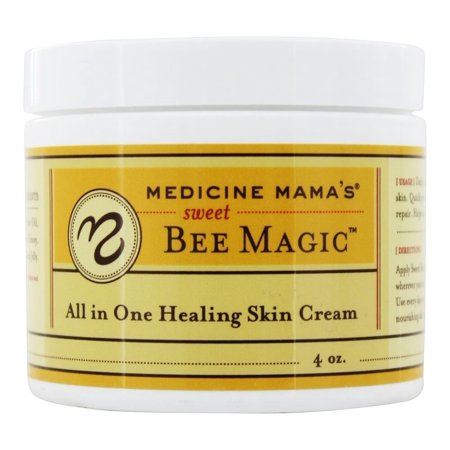 Medicine Mama's - All in One Healing Skin Cream - 4 oz. Formerly Sweet Bee Magic - Bee Magic