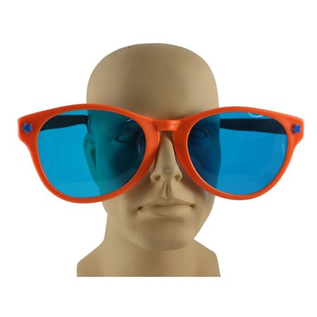 Jumbo Adult Clown Glasses lr8i8hRP