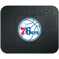 "Philadelphia 76ers 17"" x 14"" Utility Mat - No Size"