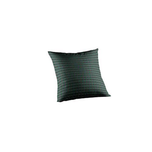 Patch Magic TPW196A Green Tartan Plaid, Fabric Toss Pillow 16 x 16 inch