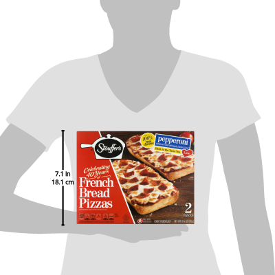 Stouffers pepperoni pizza1125 ounce walmart solutioingenieria Image collections