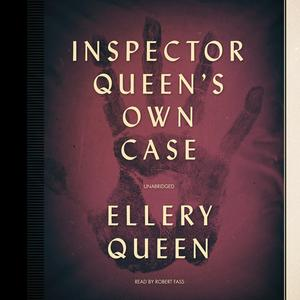Inspector Queen's Own Case - Audiobook