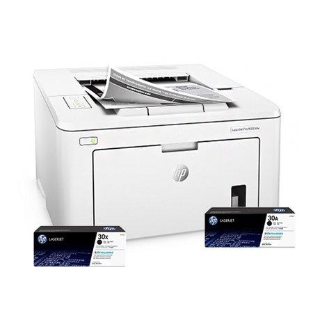 HP LaserJet Pro M203dw Printer Bundle LaserJet Pro M203dw Printer