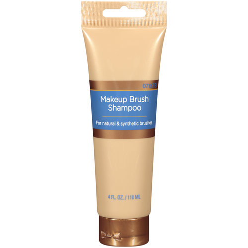 Paris Presents Makeup Brush Shampoo, 4 oz