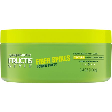 Garnier Fructis Style Power Putty Fiber Spikes 3.4 OZ