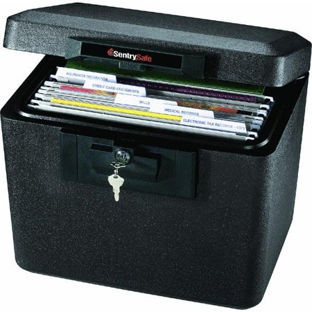 SentrySafe 1170 Security Fire File Safe