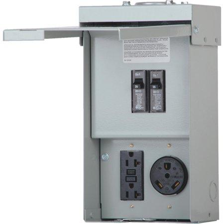 CHU4N7NS 30A RV TEMP PO (Install 30a Outlet)